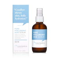 Cosmedica Skin Care Pure Hyaluronic Acid Serum on Amazon