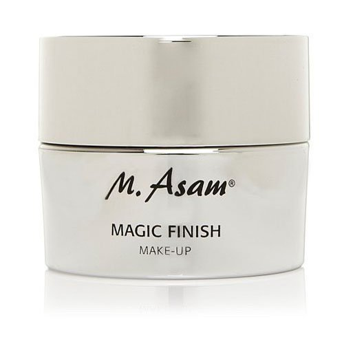 M. Asam Magic Finish Makeup wrinkle-filling makeup mousse full coverage on Amazon