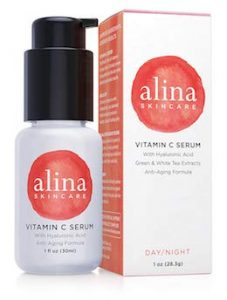 Alina Skin Care Vitamin C Serum on Amazon