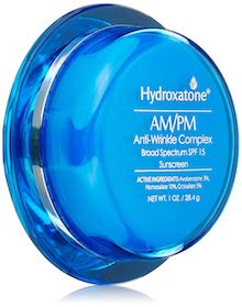 Hydroxatone AM/PM Anti-Wrinkle Complex for Day & Night on Amazon